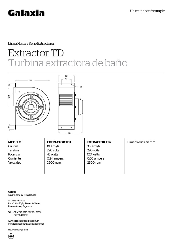 Ficha_ExtractorTD